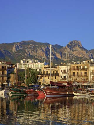 Kyrenia Harbour, Kyrenia, North Cyprus