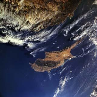 cyprus aerial