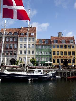 Nyhavn, Copenhagen, Denmark, Scandinavia, Europe
