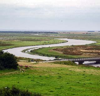 skjern river denmark