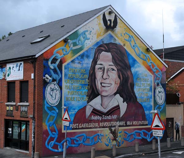 bobby sands belfast northern ireland