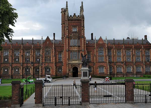queens college belfast northern ireland