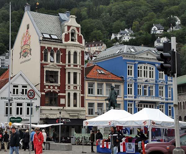 bergen norway buildings