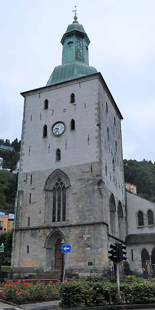 church in bergen norway