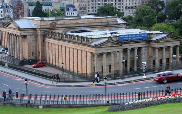 national gallery of art edinburgh