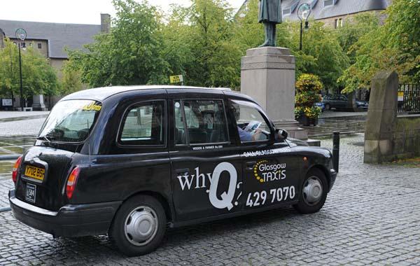 glasgow taxi
