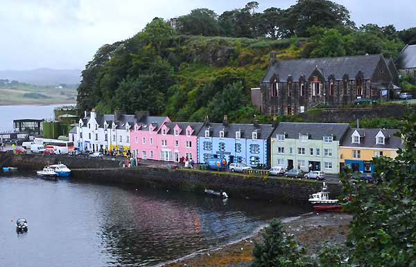 harbor house portree isle of skye