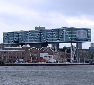innovative building rotterdam
