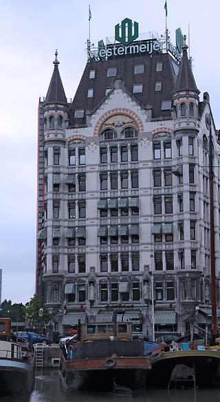 westermeijer building rotterdam