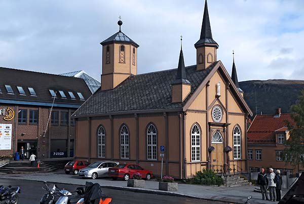 church tromso norway