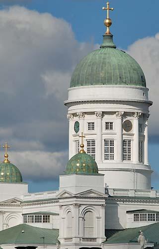 Senate Square Cathedral Helsinki