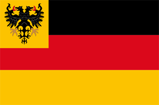 german war ensign