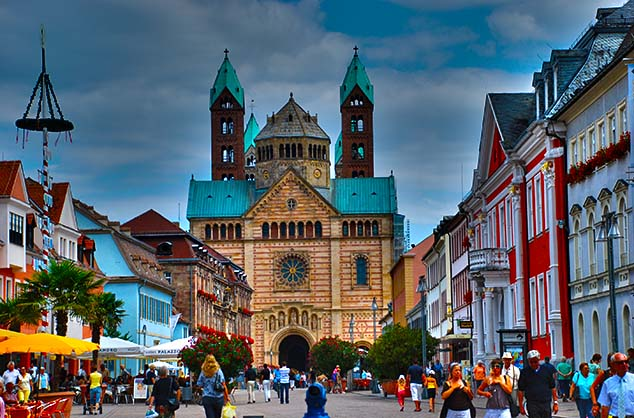 church in speyer germany