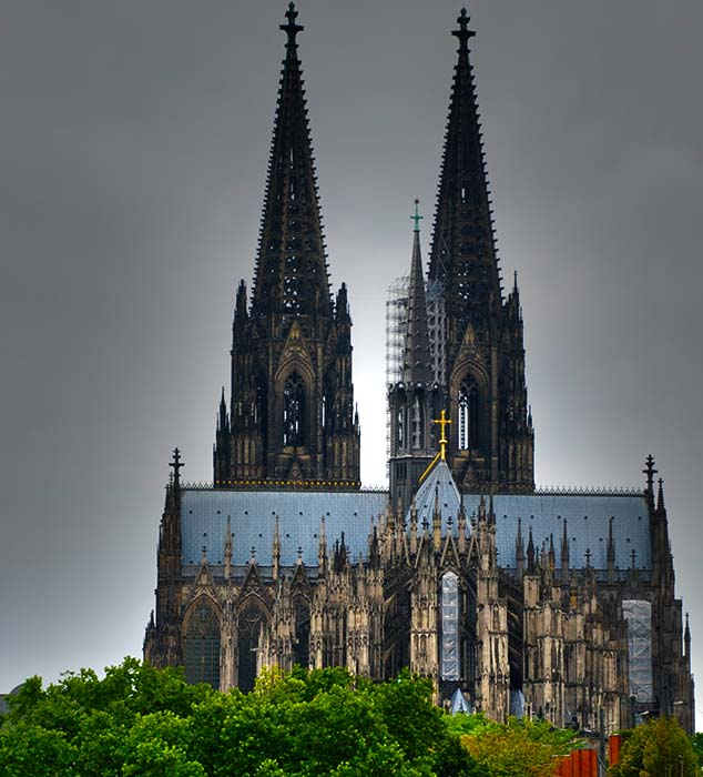 colonge cathedral