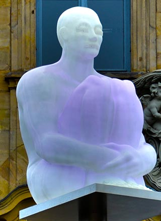 statue bamberg germany