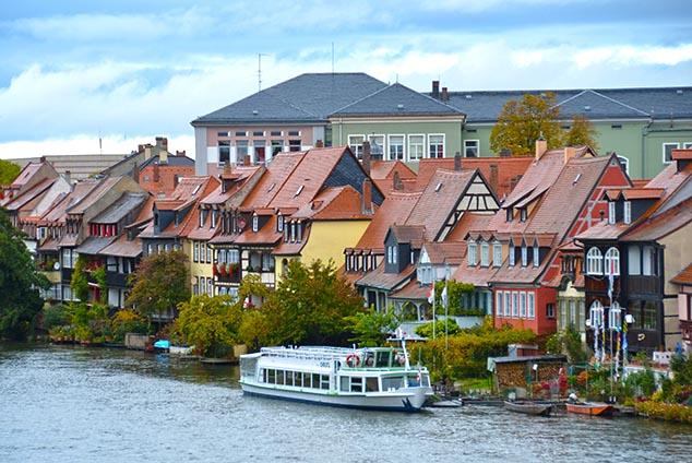 bamberg river view