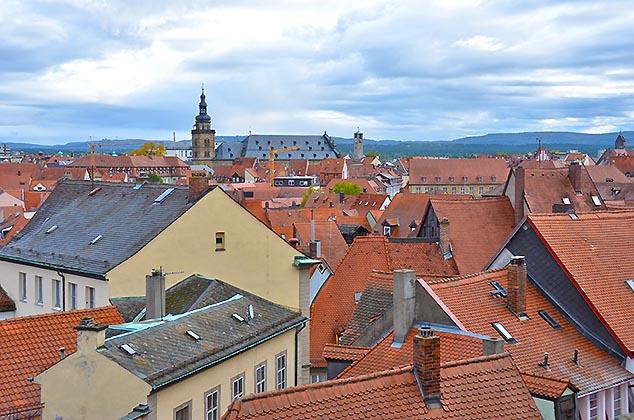 bamberg rooftops