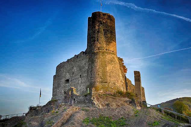 castle bernkastel germany