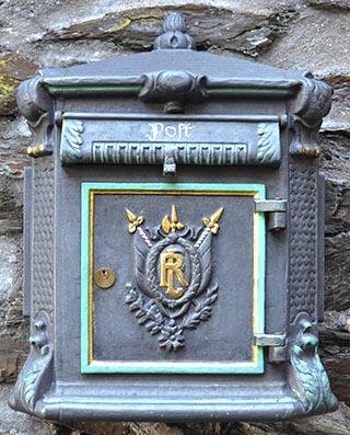 mailbox cochem germany