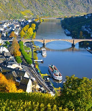 moselle river cochem