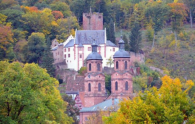 miltenburg castle