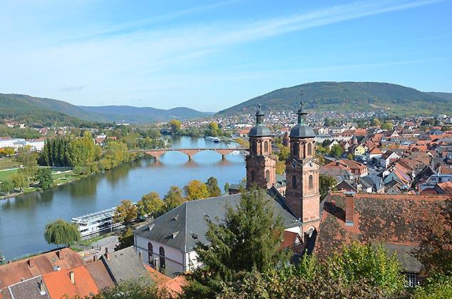 castle view miltenburg
