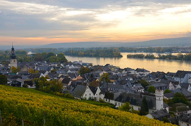 Rudesheim Germany