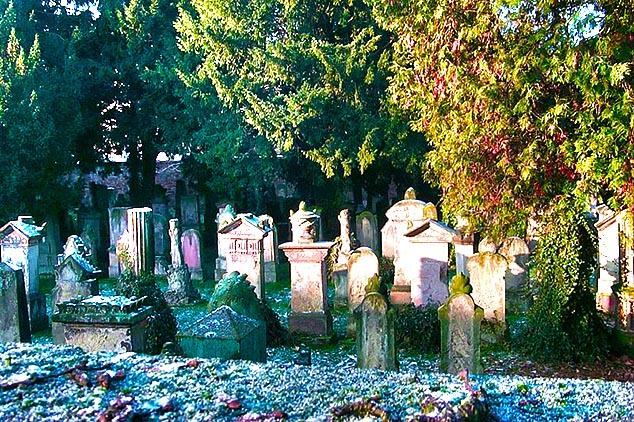 jewish cemetery trier germany