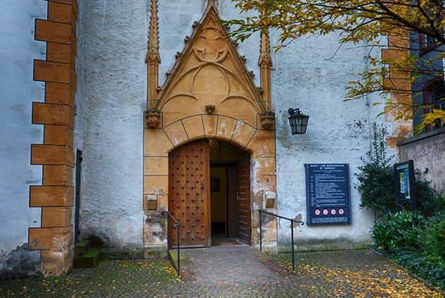 St. gangolf church trier