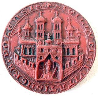 wurzburg germany city seal