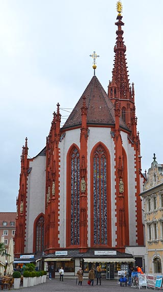 church wurzburg germany