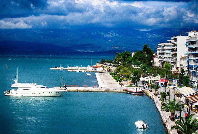 seaport greece