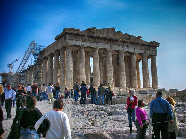 parthenon greece