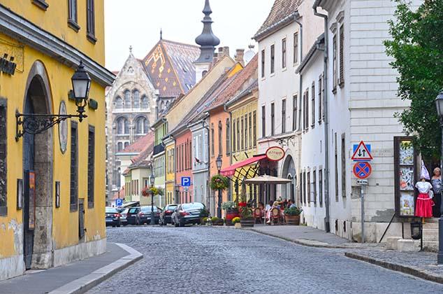 castle street budapest