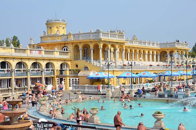 the spa budapest