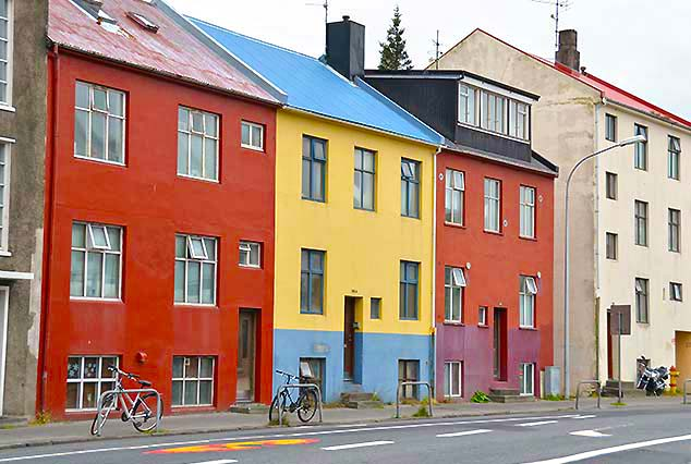 iceland building