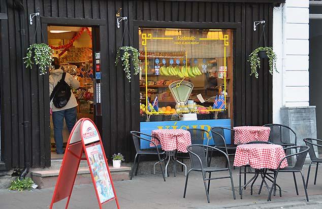 reykjavik cafe
