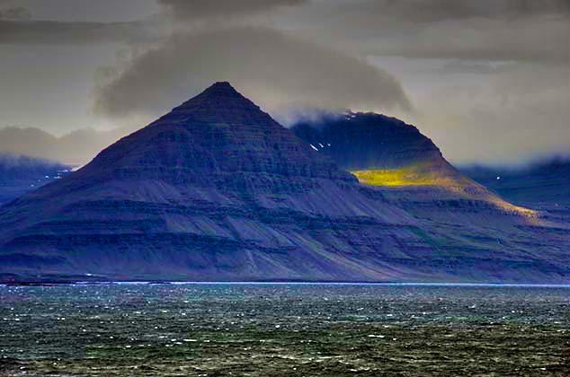 Mt. Bulandstindur Iceland