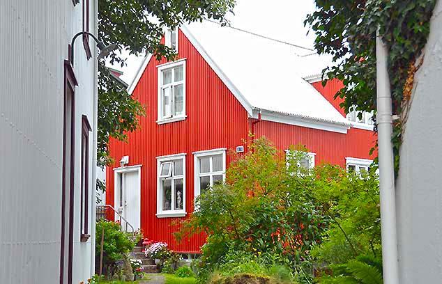 cozy house reykjavik