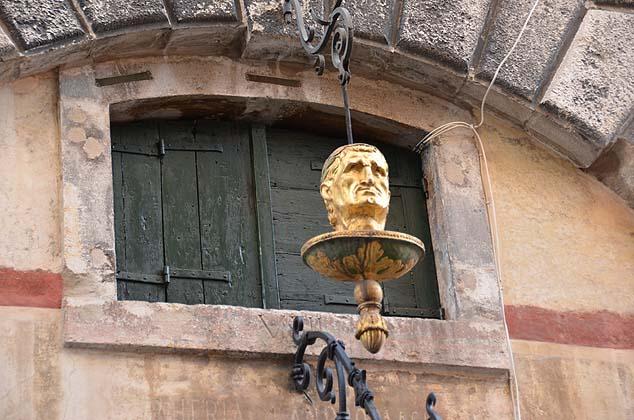 statue venice