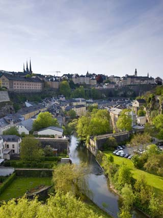 Boulevard Du General Patton, Luxembourg City, Luxembourg