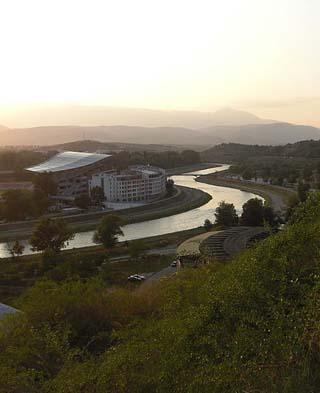 vardar river