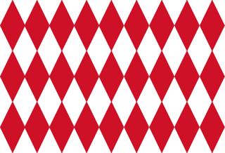 lozenge flag