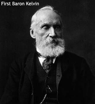 First Baron Kelvin