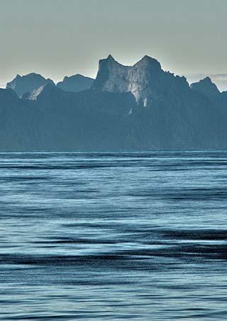 logoten islands norway