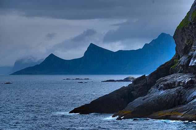 lofoteb islands norway