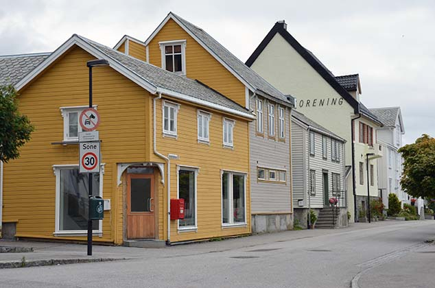 houses in molde