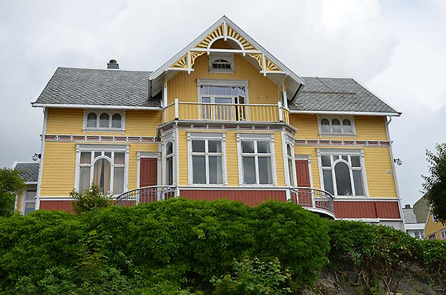 favorite house in molde norway