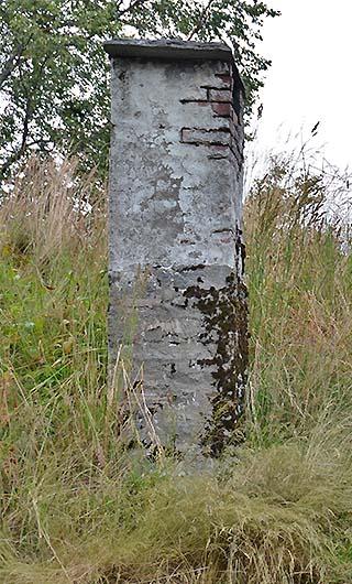 chimney in molde norway