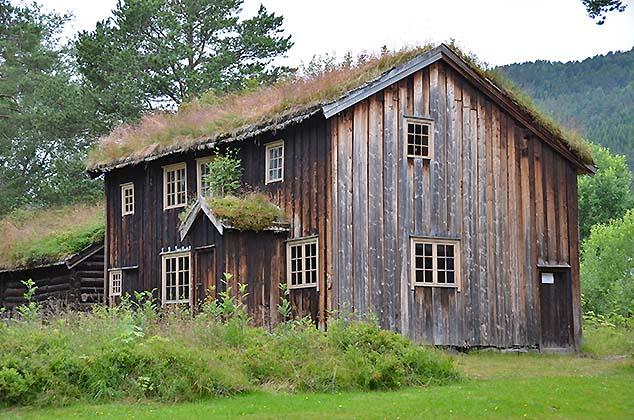antique house molde norway